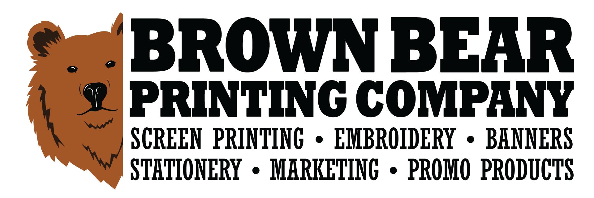 Brown Bear Printing