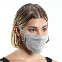 Grey Mask by Ello