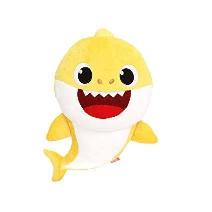 PLUSH BABY SHARK