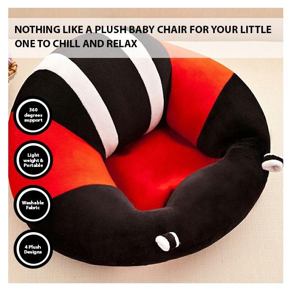 plush baby chair